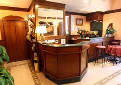 Hotel Baltic - โรม - ร้านอาหาร