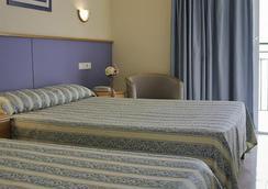 Hotel Playasol Maritimo - อิบิซา - ห้องนอน