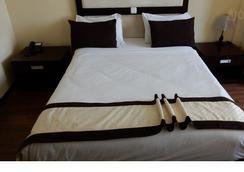 Edna Addis Hotel - แอดดิสอาบาบา - ห้องนอน