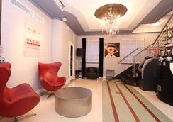 Fashion Boutique Hotel - ไมอามีบีช - ล็อบบี้