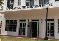Urbanica The Meridian Hotel - ไมอามีบีช - อาคาร
