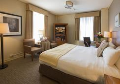 Executive Hotel Pacific - ซีแอตเทิล - ห้องนอน