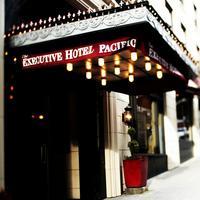 Executive Hotel Pacific Exterior