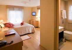 Centerhotel Plaza - เรคยาวิก - ห้องนอน