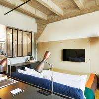 Ace Hotel Downtown Los Angeles Guestroom