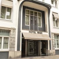 Mabi City Centre Hotel Entrance