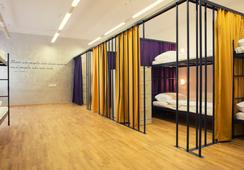 Hostel Tresor - ลูบลิยานา - ห้องนอน