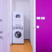 Hostel Tresor Laundry Room