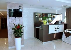 Hotel Luxor Florence - ฟลอเรนซ์ - ล็อบบี้