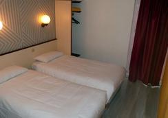 Hotel Crocus Caen Memorial - ก็อง - ห้องนอน