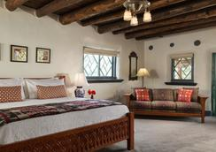 Inn of the Turquoise Bear - ซานตาเฟ - ห้องนอน