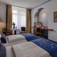 Hotel Smetana Living Area
