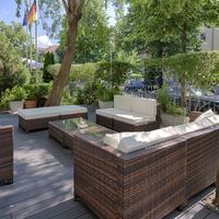 Hotel Smetana Terrace/Patio