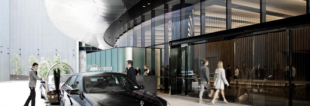 Crown Metropol - Melbourne - Building