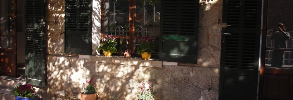 Hostal Villa Primavera - Port de Sóller - Outdoor view
