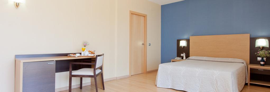 Hotel Cimbel - Benidorm - Bedroom