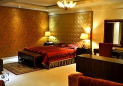 Envoy Continental Hotel - อิสลามาบัด - ห้องนอน