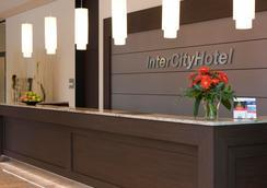 Intercityhotel Dresden - เดรสเดน - สระว่ายน้ำ