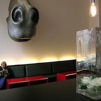 Arte Luise Kunsthotel Lobby Sitting Area