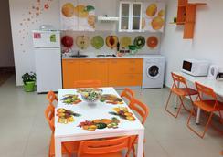 Hostel Mors - ตูย์เมน - ห้องครัว