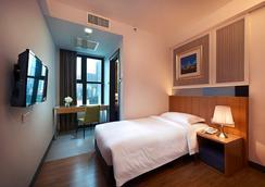 Hotel Transit Kuala Lumpur - กัวลาลัมเปอร์ - ห้องนอน