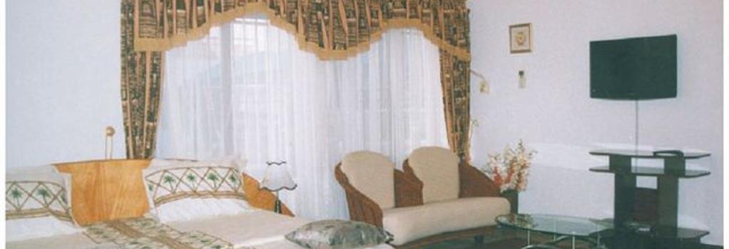 Unique Palace Hotel - Accra - Bedroom