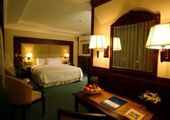 Cebu Parklane International Hotel - เซบู - ห้องนอน