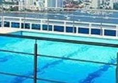 Hotel Cartagena Premium - คาร์ตาจีน่า - สระว่ายน้ำ