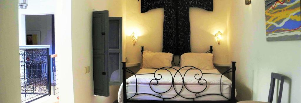 Riad Linda - Marrakesh - Bedroom