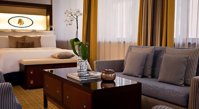 Imperial Riding School Renaissance Vienna Hotel - Vienna - Bedroom