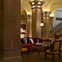 Imperial Riding School Renaissance Vienna Hotel Lobby