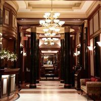 The Avalon Hotel Lobby