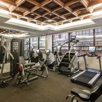 The Avalon Hotel Fitness Facility
