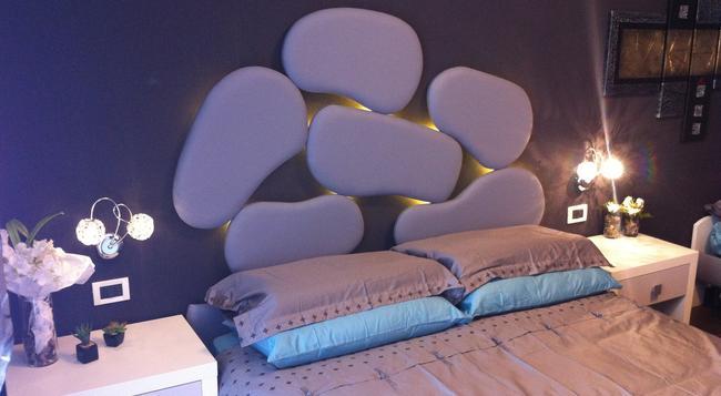 Eritrea Suite - Rome - Bedroom