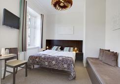 Hotel Sct Thomas - โคเปนเฮเกน - ห้องนอน