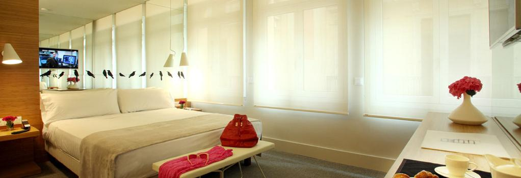 Park Hotel - Barcelona - Bedroom