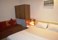 Hotel Chatako - อาเมดาบัด - ห้องนอน