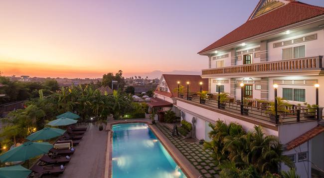 HKN Boutique Hotel - Siem Reap - Building