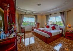 Oriental Palace Resort - เสียมเรียบ - ห้องนอน
