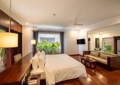 Elegant Angkor Resort & Spa - เสียมเรียบ - ห้องนอน