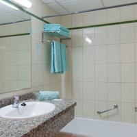 Hotel Apartamentos Andorra Bathroom