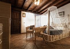 La Rosa Dei Venti - ลัมเปดูซา - ห้องนอน