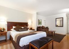 Apart Hotel Cambiaso - ซานติอาโก - ห้องนอน