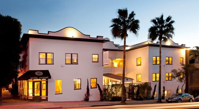 Hotel Vyvant - San Diego - Building