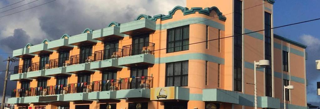 Ypao Breeze Inn - Tamuning - Building