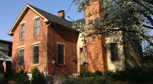German Village Guest House - Columbus - Building