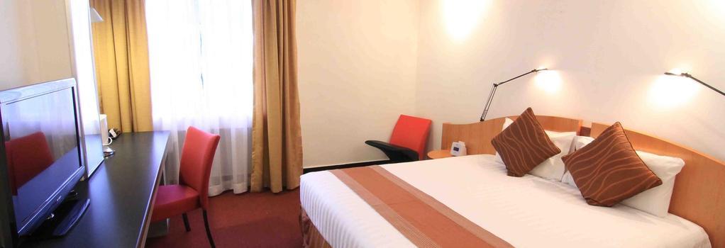 The Metropolitan Y - Singapore - Bedroom