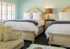 Franciscan Inn - ซานตาบาร์บารา - ห้องนอน