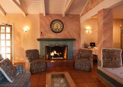 Franciscan Inn - ซานตาบาร์บารา - ล็อบบี้