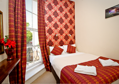 Leigh House Hotel - ลอนดอน - ห้องนอน